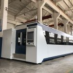 CNC 500w 700w 750w 1000w 2000w serat laser mesin pemotong untuk logam