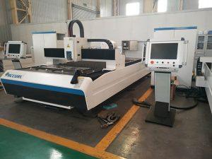 Pemotong Mesin Pemotong Laser Aluminium Terjangkau 1000W