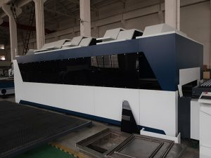 1000 w Stainless steel baja karbon besi logam cnc Lembaran Logam serat laser cutting harga mesin untuk dijual