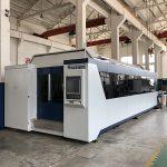 500w 1kw 2kw 3kw 12mm cnc lembaran logam serat laser mesin pemotong