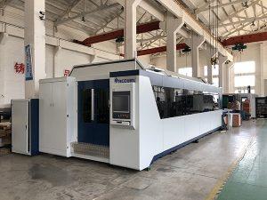 12mm CNC Lembaran Logam Mesin Pemotong Laser | Mesin Pemotong Laser Fiber Harga 3KW 2KW 1KW 500W