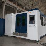 2019 harga paling populer lembaran logam cnc laser cutting mesin