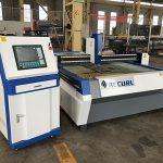 3 aixs cnc mesin pemotong pipa plasma dengan memotong diameter 250mm dan panjang pipa 6000mm