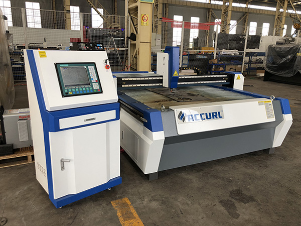 3 Aixs CNC Plasma Mesin Pemotong Pipa Dengan Memotong Diameter 250mm dan 6000mm Panjang Pipa CNCPLASMA-25600
