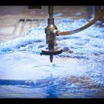 3d 5 axis waterjet cnc mesin-water jet cutting stainless steel-tekanan tinggi