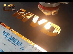 Mesin Pemotong Laser YAG 500W 3mm - 800W Mesin Pemotong Laser Baja Logam - Merk ACCURL