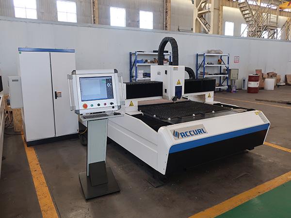 500w 750w 1kw Presisi tinggi serat lembaran logam Mesin Pemotong Laser harga untuk dijual