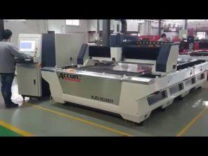 Mesin Pemotongan Laser Serat 6mm 1000W Mesin Pemotongan Laser Serat untuk Stainless steel 3mm