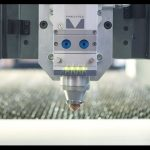 akurasi 700w nlight mesin pemotong serat laser untuk laser cutting 2mm lembaran tembaga