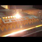 serat laser cutting akurasi 12mm dengan ipg 2kw laser cutting lembaran logam mesin pemotong