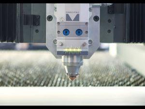 Harga Mesin Pemotong Laser Serat ACCURL IPG 4000W untuk Dijual 4kw Produsen Mesin Laser CNC