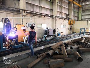 mesin pemotong baja untuk pemotongan laser serat logam pemotongan pipa untuk dijual