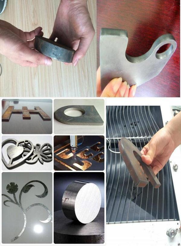 Harga terbaik Stainless Steel CNC Mesin Pemotong Plasma Kmp1325 Plasma Cutter