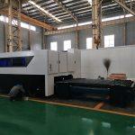 Cnc 500 w pengukir multifungsi lembaran dan pipa logam serat laser mesin pemotong