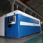 cnc serat laser mesin pemotong 500 w 700 w 1000 w 2000 w 3000 w baja ringan / stainless / karbon