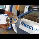 akurasi mesin pemotong plasma cnc untuk memotong lembaran logam dengan hypertherm powermax 125