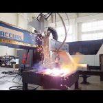 cnc mesin pemotong plasma untuk lembaran baja plasma hypertherm® hpr260xd hpr400xd