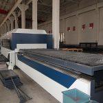 Cina efisien tinggi cnc raycus / max / ipg stainless steel mesin pemotong laser dengan fibe lase