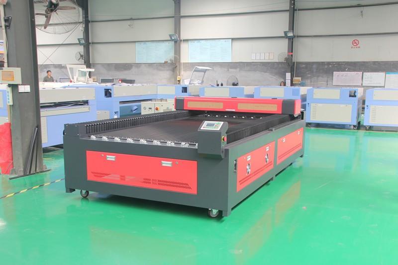 Cnc biaya rendah 3mm lembaran akrilik plastik mesin pemotong laser cutter