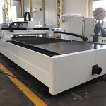 500W pipa logam mesin pemotong serat laser
