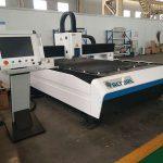 penjualan panas cnc serat laser cutting harga mesin lembaran logam laser cutting