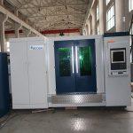 model penjualan panas 4000 w serat laser mesin pemotong