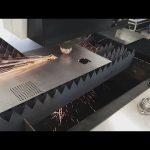 bagaimana cina akurasi 700 w 1000 w serat lembaran logam cnc laser mesin pemotong untuk stainless steel