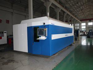 Industri banyak digunakan mesin pemotong serat laser harga 750w / 1000w