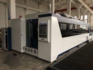 otomatis 3mm laser cutting plat aluminium mesin