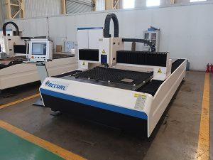 Pipa tabung 6m logam stainless steel cutting serat laser mesin pemotong