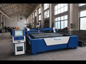 Mesin Pemotong Plasma 2000x6000mm untuk Meja Definisi Tinggi Mesin Pemotong Plasma CNC dengan Kjellbe