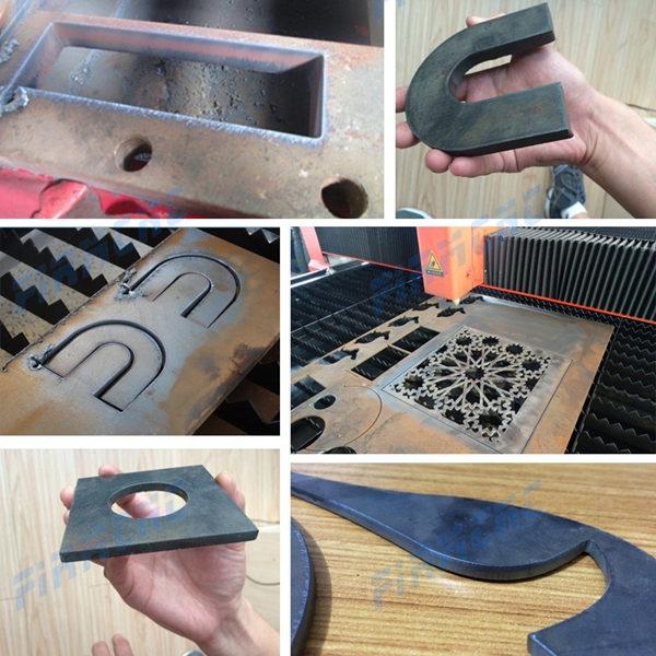 Banyak Digunakan 1325 CNC Plasma Cutter Mesin Pemotong Plasma CNC