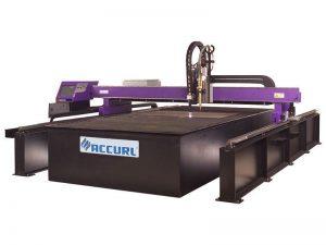Harga terbaik stainless steel cnc mesin pemotong plasma