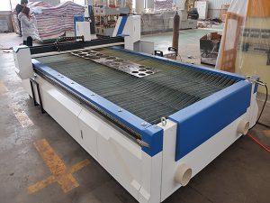 lembaran karbon logam stainless steel cnc mesin pemotong plasma