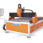 sumber gas otomatis cnc plasma mesin pemotong plasma pemotong baja gerakan paralel yang sempurna