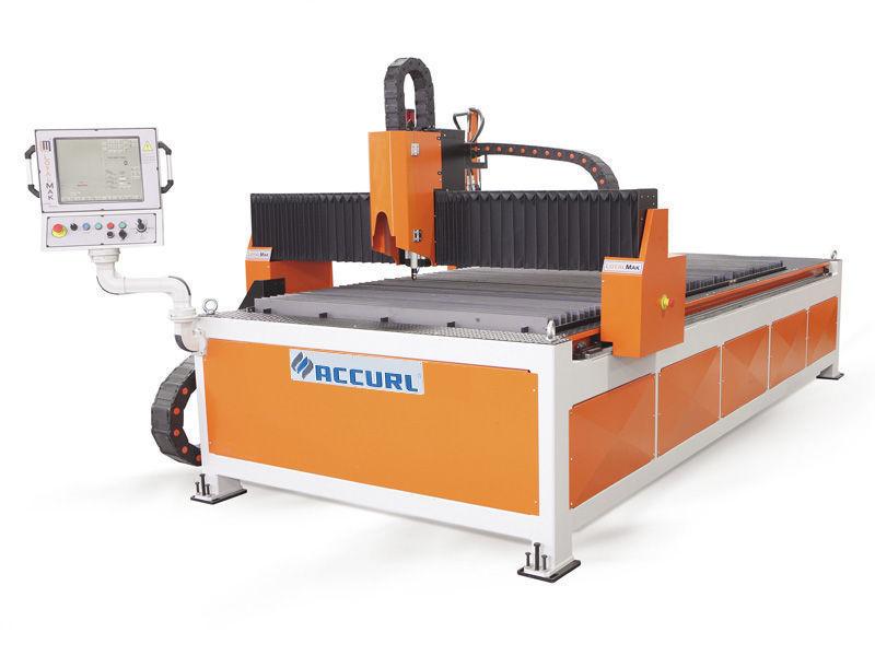 Sumber Gas Mesin Pemotong Plasma CNC
