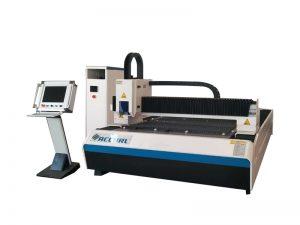 cnc laser engraving dan mesin pemotong kompak, cnc steel laser mesin pemotong