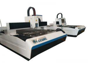 murah cnc 2000 w ipg serat optik 4000mm laser lembaran logam cutter untuk dijual