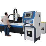dibuat di cina harga tabung laser cutting cnc / cnc tabung baja laser cutter