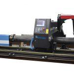 hobi cnc plasma cutter, cnc plasma mesin pemotong tabung untuk logam