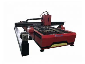 cnc pemotong tabung mesin serat laser 500 w pembuatan pabrik