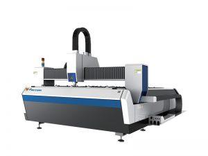 serat laser tabung mesin pemotong industri untuk 16mm tabung baja karbon 2000w