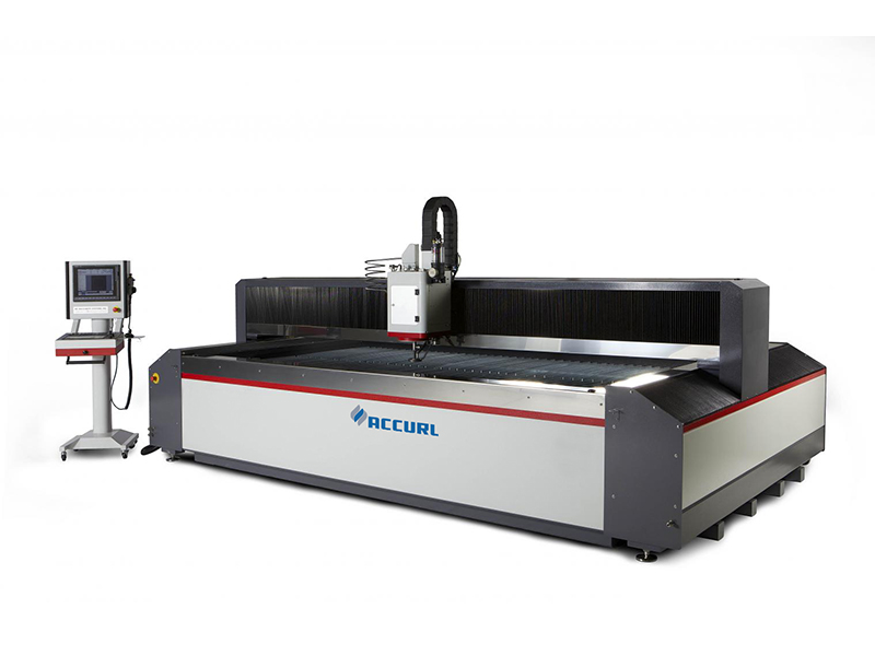 cnc water jet cutting machine untuk dijual