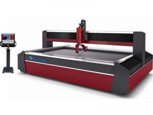 5-axis logam mesin pemotong air jet cnc mesin pemotong