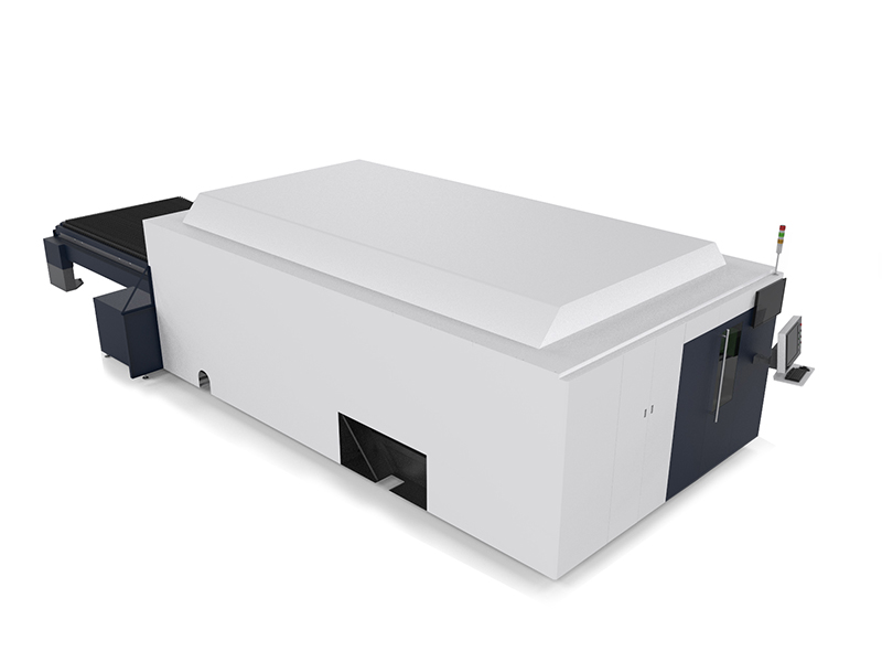 mesin pemotong laser kompak