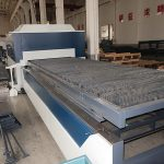 pabrik langsung memasok mesin pemotong laser serat baja karbon dari cina