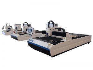 mesin pemotong laser serat berkecepatan tinggi untuk mesin bagian alat industri