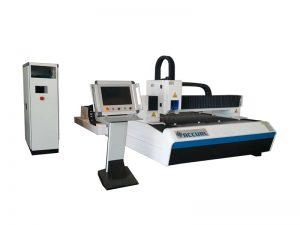 serat laser tabung aluminium otomatis mesin pemotong