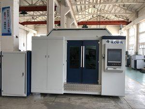 pemotongan logam 500 w serat laser mesin cina dengan tepi halus prefek