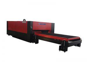 500w-3000w stainless steel lembaran logam / pipa / tabung logam mesin pemotong laser